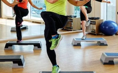 High-Intensity Step Training Can Help Stroke Survivors