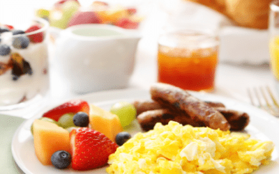 Burn More Calories by Eating a Bigger Breakfast