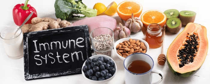 A Guide to Eating for a Healthy Immune System